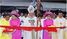 TGP.TPHCM khánh thành Đền thánh Vincente Ferrier