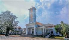 Cung hiến  nhà thờ Bình Hòa