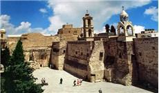 Palestine hoàn thành công đoạn đầu tiên khôi phục Vương cung thánh Đường Giáng sinh ở Bethlehem