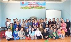 Caritas Phan Thiết tập huấn nhóm tín dụng Đaguri