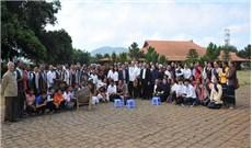 Linh mục Gregory Gay, Bề trên Tổng quyền Tu hội truyền giáo Vinh Sơn đã có chuyến viếng thăm Việt Nam