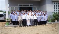 Một lần ghé giáo họ  Khánh Sơn