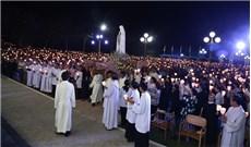 Kỷ niệm 99 năm Đức Mẹ hiện ra tại Fatima