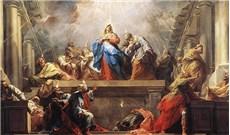 Chúa Thánh Thần thay đổi tình hình bằng tình yêu thương xót