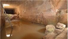 Chứng tích hang rửa tội của Thánh Gioan Tẩy Giả