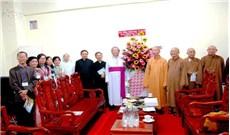 Giới Công giáo chúc mừng Đại lễ Phật Đản (PL.2560 - DL.2016)