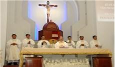 kỷ niệm 17 năm giám mục của Đức TGM Phaolo Bùi Văn Đọc