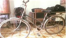 Chiếc xe đạp của má
