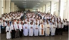 Gia Đình Phạt Tạ Thánh Tâm Chúa Giêsu TGP.TPHCM mừng kính lễ Thánh Tâm Chúa Giêsu