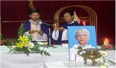 Lễ giỗ đầu linh mục  Bảo Tịnh Vương Đình Bích