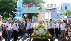 Kỷ niệm 131 năm Đức Mẹ hiện ra ở Trà Kiệu (1885-2016)