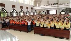 Giáo Phận Xuân Lộc  mừng kính Thánh bổn mạng