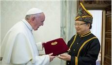 Đại sứ Malaysia đầu tiên tại Tòa Thánh
