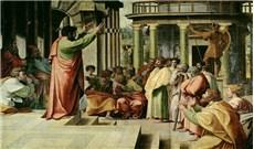 Khẩn trương loan báo triều đại Thiên Chúa