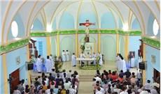 Để dự thánh lễ cho sốt sắng…