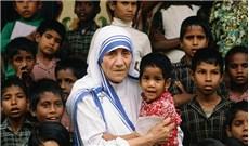 Hình tượng  Mẹ Têrêsa Calcutta