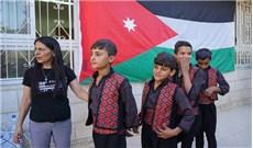 Học sinh tị nạn Hồi Giáo tại trường Công giáo Jordan