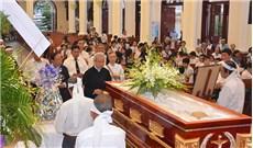 Tang lễ linh mục Phêrô Nguyễn Công Danh