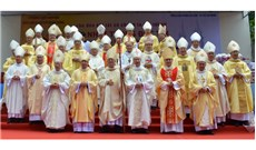 Lễ tấn phong Đức Giám mục Phụ tá TGP.TPHCM Giuse Đỗ Mạnh Hùng