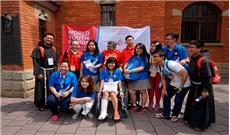 Đoàn Việt Nam tham dự Đại hội Giới trẻ Thế giới
