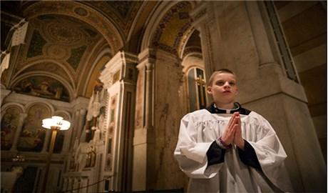 Vị linh mục năng nổ