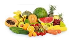 Trái cây, rau quả vitamin của hạnh phúc
