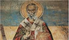 Tái tạo khuôn mặt Thánh Nicolas