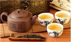 Người Việt uống trà
