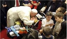 Đức Phanxicô mở lại chương trình viếng thăm các giáo xứ ở Rome