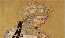 Thánh Fabian, Giáo Hoàng tử đạo