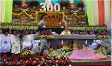 Giáo xứ Sa Cát kỷ niệm 350 năm đón nhận Tin Mừng