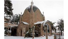 Nhà thờ xây nơi Chúa Giêsu khóc thành Giêrusalem