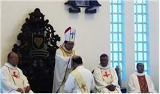 truyền chức linh mục cho 9 phó tế tại Giáo phận Hưng Hóa