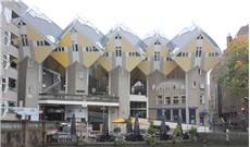 Những ngôi nhà kỳ dị tại Rotterdam