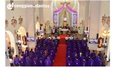 Thánh lễ cầu nguyện cho các Giám mục, linh mục đã qua đời