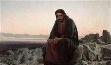 Lo sợ trước nỗi đau buồn của chúa Giêsu