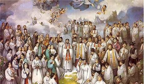 Ngày nay vẫn không hiếm những vị thánh
