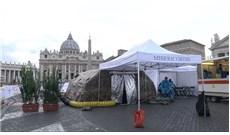 Bệnh viện dã chiến cho người nghèo tại Vatican