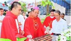 Khánh thành Trung tâm Hành hương Thánh Phêrô Nguyễn Văn Lựu
