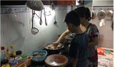 Nêm thi vị cho bữa ăn gia đình