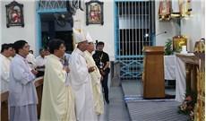 Thánh lễ Việt ở xứ đền chùa