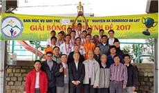 Giải bóng đá Huynh Đệ lần 4 - 2017