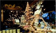 Tiệc Giáng Sinh  kiểu Pháp