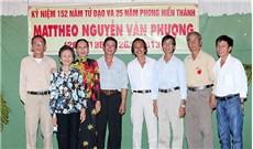 Ði tìm hậu duệ  thánh Matthêu  Nguyễn Văn Phượng