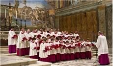 Ca đoàn huyền thoại của các đời giáo hoàng