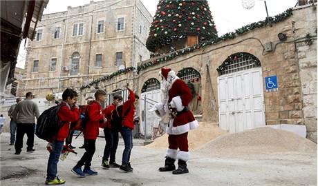 Giáng Sinh ở Bethlehem