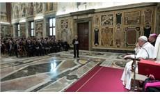 Đức Giáo Hoàng tiếp Hiệp hội thần học Ý