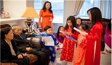 Giữ hòa khí trong gia đình ngày Tết