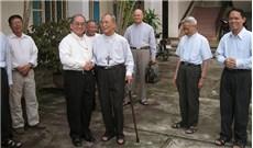 Vài hình ảnh thân thương về Đức cố Giám mục Phaolô Nguyễn Văn Hòa