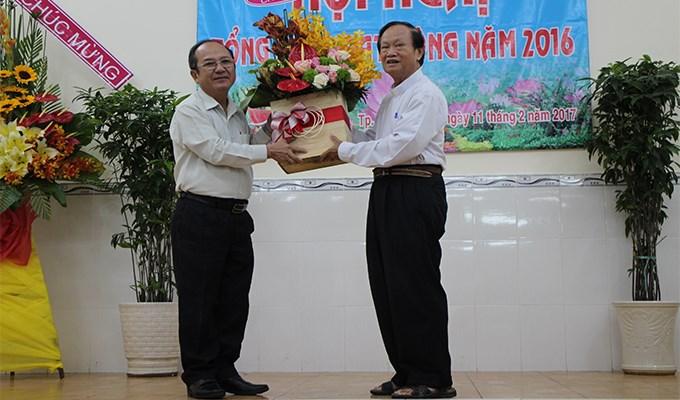 Ủy ban Đoàn kết Công giáo Việt Nam TPHCM: Hội nghị tổng kết năm 2016